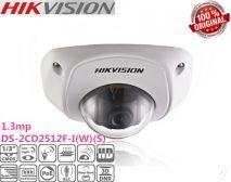 Camera IP HikVision Mini Dome Wifi 1.3MP