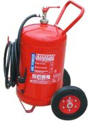 bình chữa cháy xe đẩy ms1