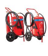bình chữa cháy xe đẩy ms2