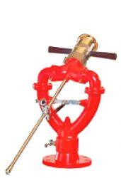 súng phun nước chữa cháy ms6