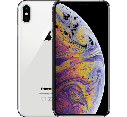 iPhone XS Max 64GB Silver NEW 100%