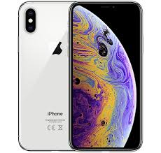 IPHONE XS 256GB LL SILVER NEW 100%