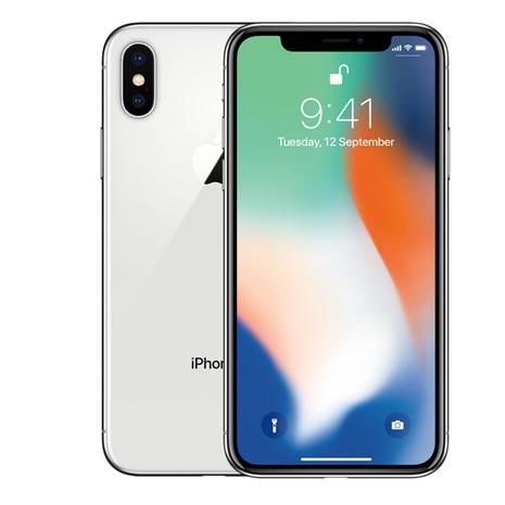 iPhone X 64GB WHITE 99%