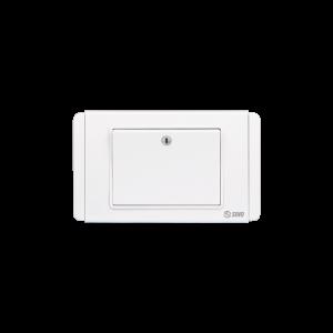 Công tắc phím lớn có đèn Led trắng S68DN1