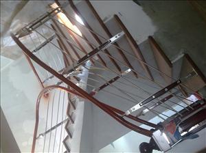 Lan can cầu thang 12
