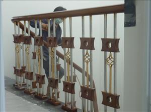 Lan can cầu thang 02