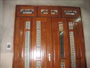 Khuân cửa gỗ 02