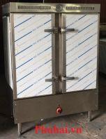 Tủ nấu cơm 24 khay dùng điện hoặc Gas