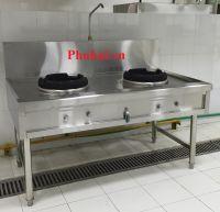 Bếp Á đôi