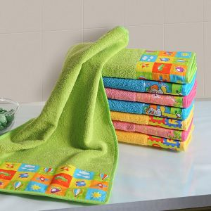 Khăn tắm đồ chơi