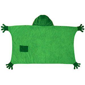 Khăn tắm ếch xanh