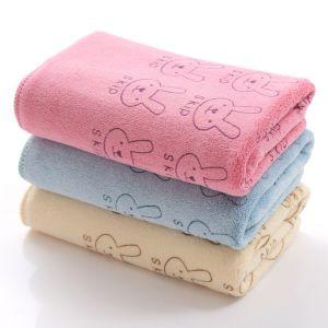 Khăn tắm thỏ xinh