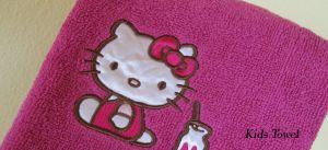 Khăn tắm mèo Kitty