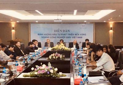 Định hướng đầu tư phát triển bền vững ngành công nghiệp giấy Việt Nam