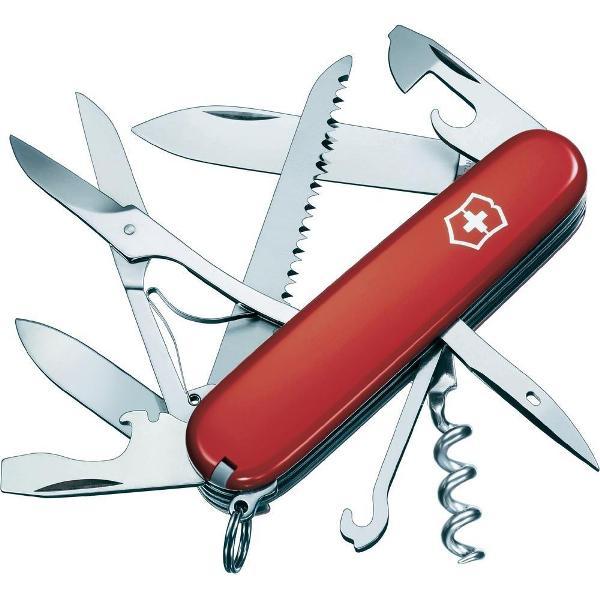 Dụng cụ xếp đa năng hiệu  Victorinox Huntsman red