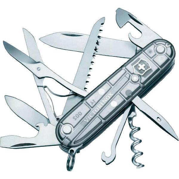 Dụng cụ xếp đa năng Victorinox Huntsman Silver, 1.3713.T7