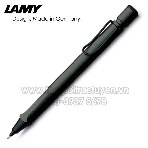Bút chì cao cấp Lamy Safari matt black