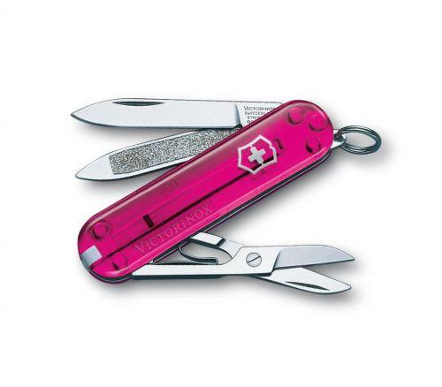 Dụng cụ đa năng Victorinox Rose Edition pink trans