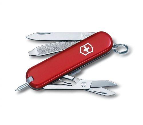 Dụng cụ đa năng Victorinox Signature 0.6225, màu đỏ