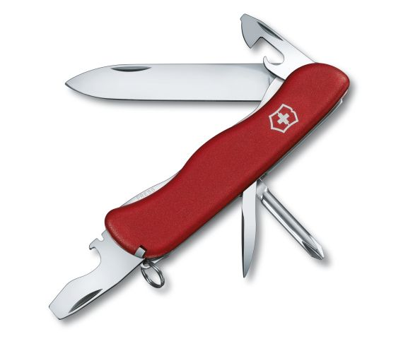 Dụng cụ đa năng Victorinox Adventurer 0.8453, màu đỏ
