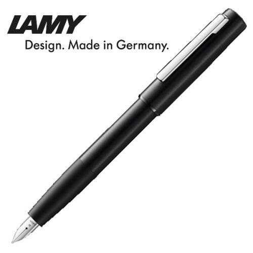 Bút máy cao cấp Lamy aion black 077, ngòi EF