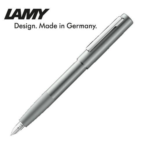 Bút máy cao cấp Lamy aion olivesilver 077, ngòi F