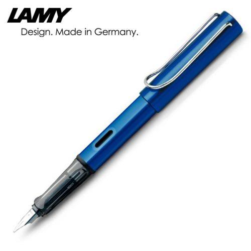 Bút mực cao cấp Lamy Al Star màu xanh dương 028, Ngòi EF