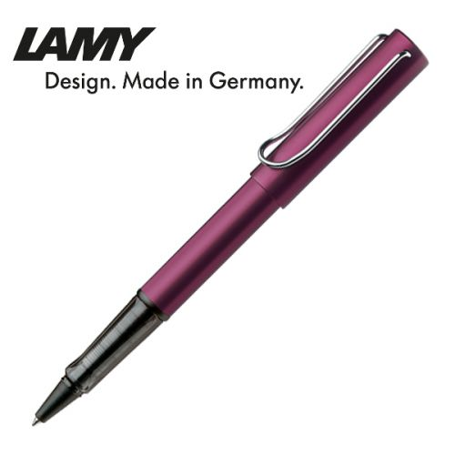 Bút bi cao cấp hiệu Lamy AL-star black purple 329