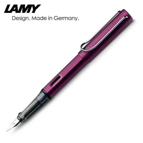 Bút mực cao cấp hiệu Lamy Al Star màu tím đậm 029, ngòi EF