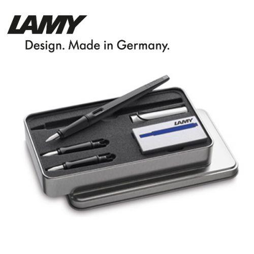 Bộ bút mực cao cấp Lamy Joy 011, 3 cỡ ngòi 1.1, 1.5, 1.9