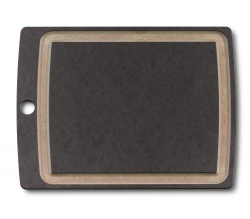 Thớt gỗ hiệu Victorinox 7.4112.3 màu đen loại trung