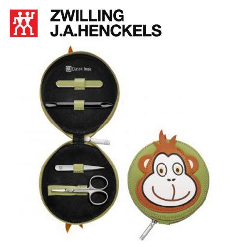 Bộ cắt móng tay trẻ em hình con khỉ hiệu Zwilling 97640-000-M
