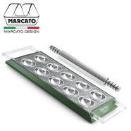 Dụng cụ làm bánh Ravioli màu xanh lá hiệu Marcato RT-VER