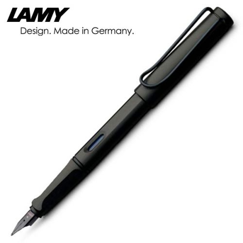 Lamy - Bút mực Safari 017 màu đen ngòi EF