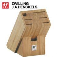 Bục cắm dao bằng gỗ thương hiệu Zwilling 35042-400