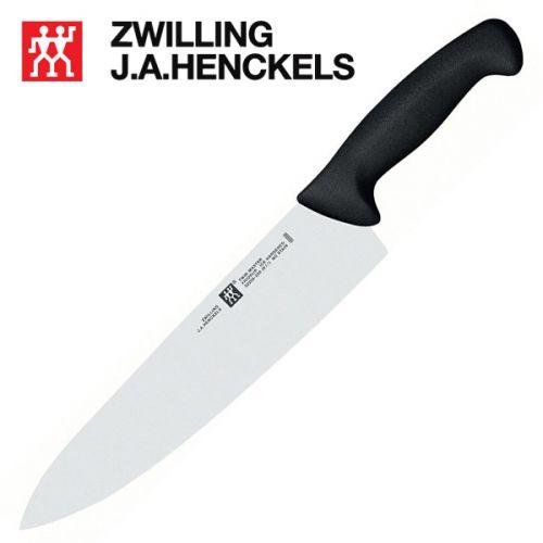 Dao bếp thương hiệu Zwilling 32208-250, lưỡi dài 24cm cán đen