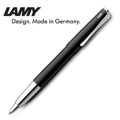 Bút bi xoay Studio 367 màu đen, hiệu Lamy
