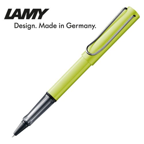 Lamy Bút bi xoay Al star màu xanh lá 352