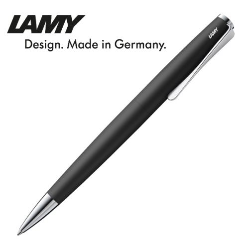 Lamy - Bút bi cao cấp Studio màu đen # 4026540