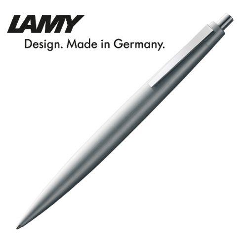 Lamy - Bút bi cao cấp 2000 meta 202, màu bạc