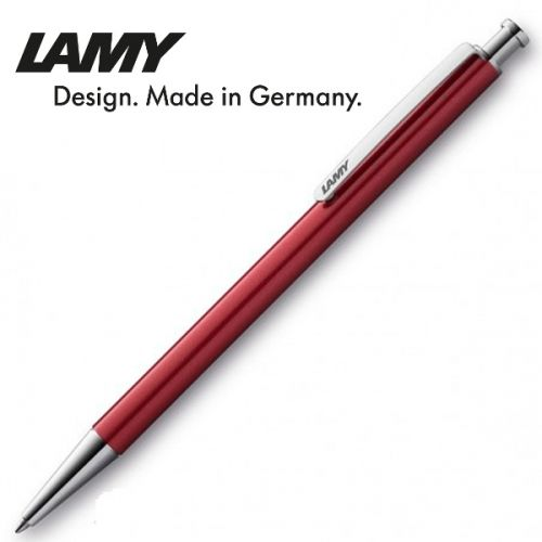Lamy- Bút bi St màu đỏ