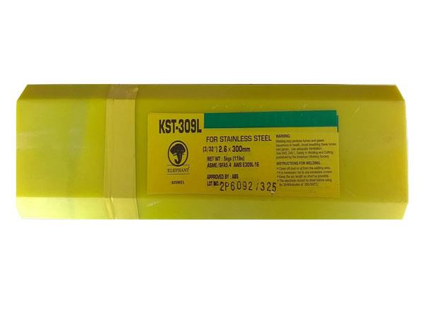 Que hàn Inox KST-309L Kiswel