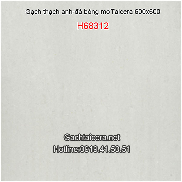 Gạch Taicera thạch anh 60x60 H68312