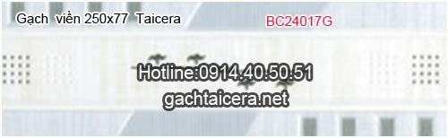 Gạch viền Taicera 77x250 BC24017G