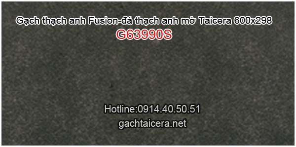Gạch Taicera thạch anh Fusion G63990S