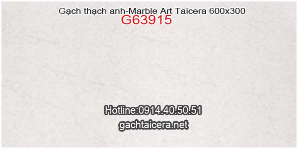 Gạch Taicera thạch anh Marble 30x60 G63915
