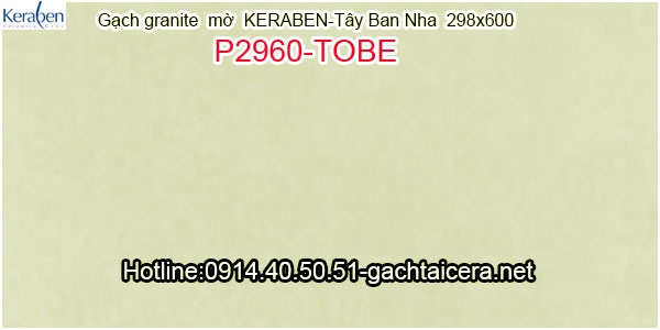 Gạch granite mờ ốp lát Keraben P2960 TOBE