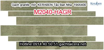Gạch Keraben trang trí M2040 HAGR
