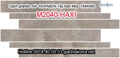 Gạch Keraben trang trí M2040 HAXI