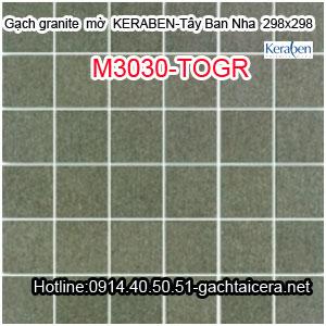 Gạch Keraben trang trí M3030 TOGR